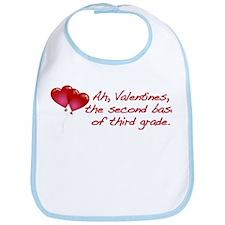 Ah Valentines Bib