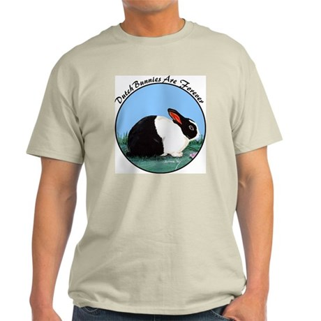 Dutch Rabbit Ash Grey T-Shirt
