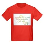 For everything there is a season Kids Dark T-Shirt