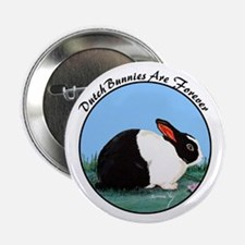 Dutch Rabbit Button