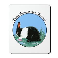 Dutch Bunny Mousepad