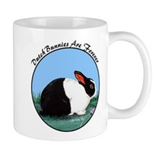 Dutch Rabbit Small Mug