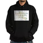 For everything there is a season Hoodie (dark)