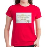 For everything there is a season Women's Dark T-Sh