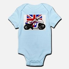 Norton British Twins Onesie