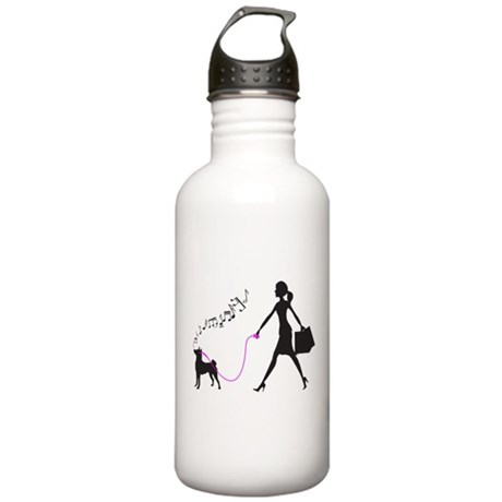 Basenji Stainless Water Bottle 1.0L