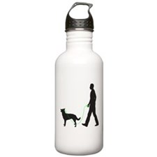 Australian Kelpie Sports Water Bottle
