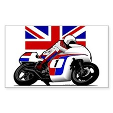 Norton British Twins Decal