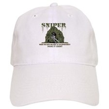 Sniper Baseball Cap