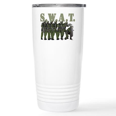 SWAT Stainless Steel Travel Mug