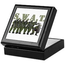 SWAT Keepsake Box