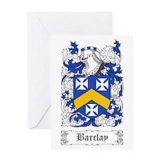 Barclay [Scottish] Greeting Card