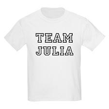 Team Julia Kids T-Shirt