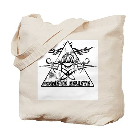 Came to Believe Tote Bag