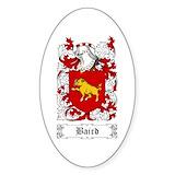 Baird family crest 50 Pack