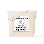 Big Book 1 Tote Bag