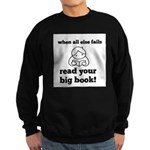 Big Book 1 Sweatshirt (dark)