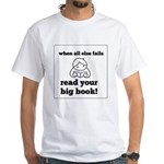 Big Book 1 White T-Shirt