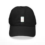 Faith Hope Love Black Cap