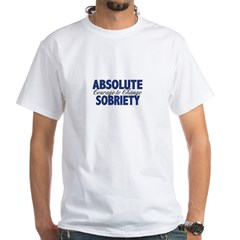 Absolute Sobriety Shirt