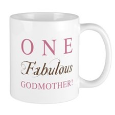 One Fabulous Godmother Mug