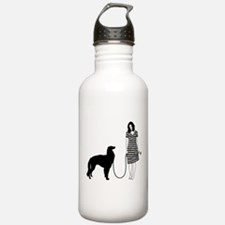Borzoi Sports Water Bottle