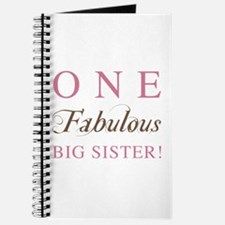 One Fabulous Big Sister Journal