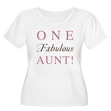 One Fabulous Aunt T-Shirt
