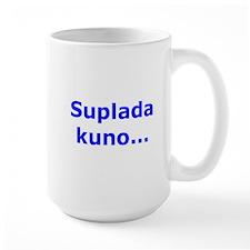 Suplada Mug