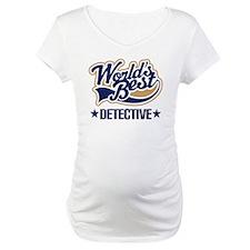 Detective Gift Shirt