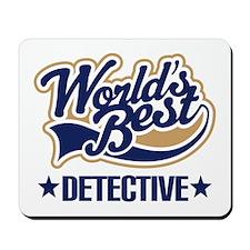 Detective Gift Mousepad