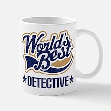 Detective Gift Mug