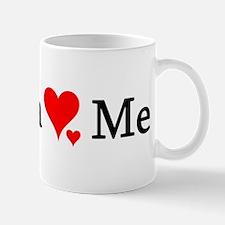 Pamela Loves Me Mug