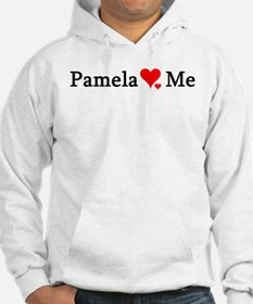 Pamela Loves Me Jumper Hoody