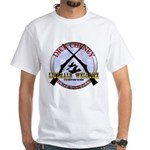 Dick Cheney Gun Club White T-Shirt