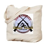 Dick Cheney Gun Club Tote Bag
