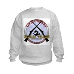 Dick Cheney Gun Club Kids Sweatshirt