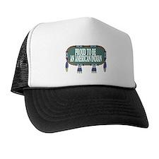 PROUD INDIAN Trucker Hat