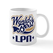 LPN Licensed Practical Nurse Mug