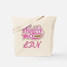 LPN Licensed Practical Nurse Tote Bag