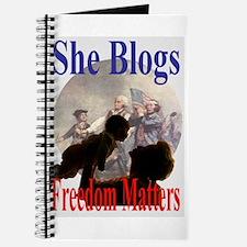 SHE BLOGS Journal