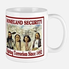 HOMELAND SECURITY Small Small Mug