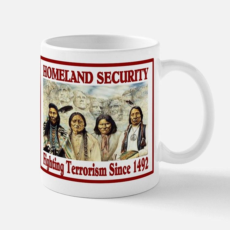 HOMELAND SECURITY Small Small Mug
