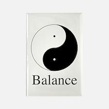 Daoist Balance Rectangle Magnet