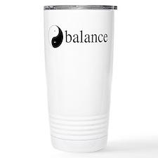 Daoist Balance Travel Mug