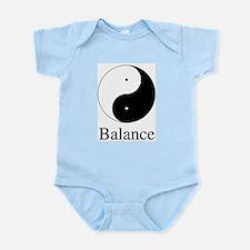 Daoist Balance Infant Bodysuit