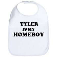 Tyler Is My Homeboy Bib