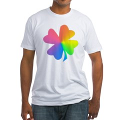 Rainbow Clover Shirt