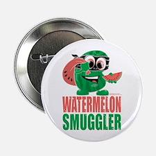"""Watermelon Smuggler 2.25"""" Button"""