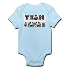 Team Janae Infant Creeper